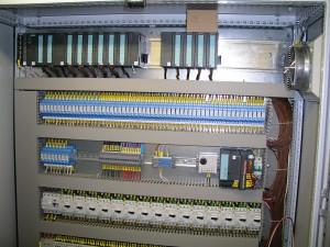 Электрический шкаф на базе Siemens