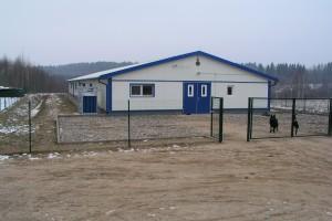 УЗВ, рыбная ферма в Латвии