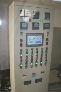 Китайский щит автоматики на рыбной ферме УЗВ