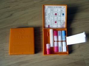 Аптечка индивидуальная (АИ-2, АИ-II)
