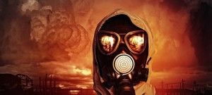 Противогаз ГП-7 и ядерный взрыв