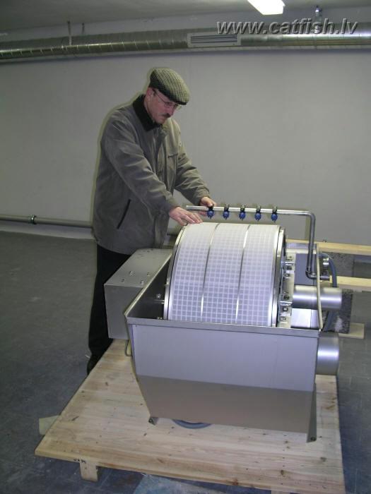 Механический фильтр для узв своими руками
