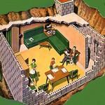 Бункер для семьи